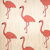 """Набор корзин для белья """"Фламинго"""" 6 шт. (060PV), фото 3"""