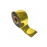 Фольга Золото Длина 1 метр