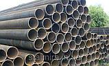 Труба стальная горячекатаная тянутая  ГОСТ 8732-78,  диаметром 127 х 10(3m): 11: 13 сталь 17г1с, фото 2