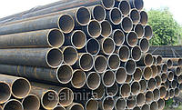 Труба горячекатаная бесшовная тянутая ГОСТ 8732-78,  диаметром 130 х 13 сталь 20, фото 1