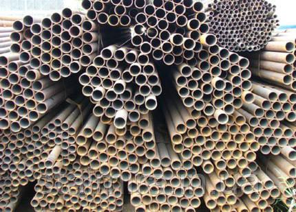Труба стальная горячекатаная тянутая  ГОСТ 8732-78,  диаметром 168 x 7; 7,5: 8: 12 сталь 20