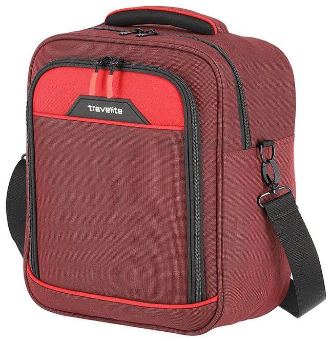 3bcae90f9a1b Мужская сумка Travelite DERBY Red Twotone TL087504-10 — только ...