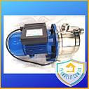 Поверхностный центробежный насос для насосной станции Watomo Silver 100 CF 1.1 кВт, нержавейка, фото 4