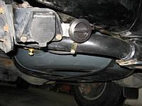 Баллоны тороидальные наружные (пропан) 600*200-45л. Харпромтех