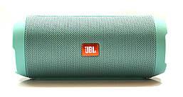 Портативная колонка JBL Charge J3 мятная Bluetooth,AUX,MicroSD
