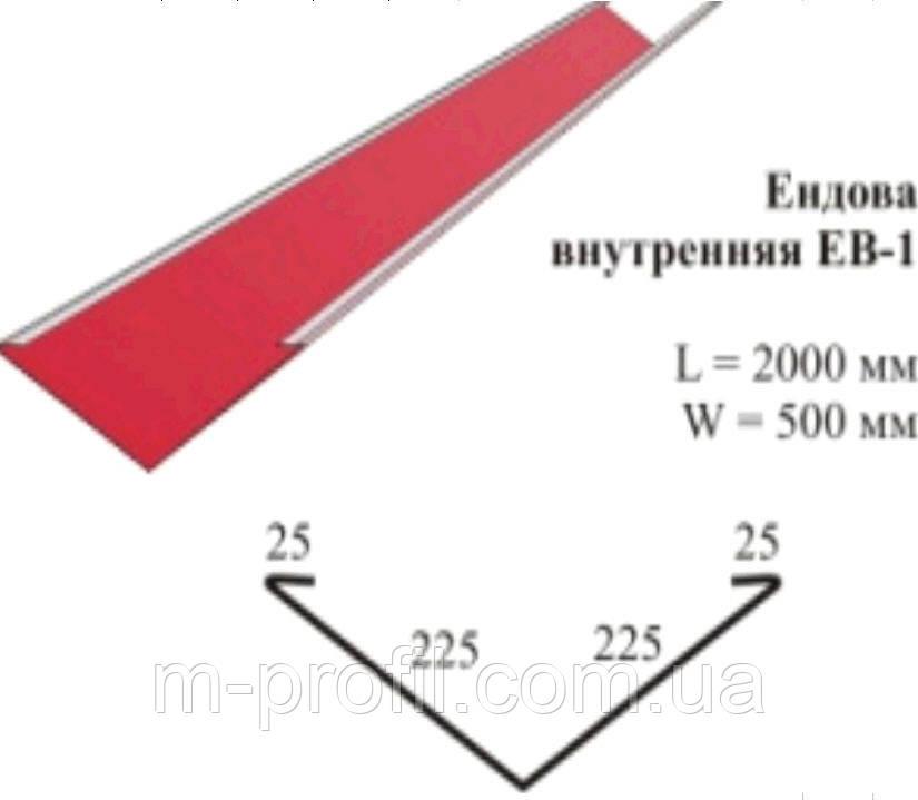 Ендова внутрішня ЕВ-1