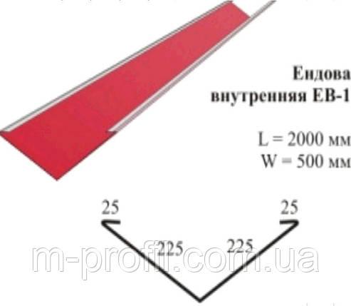 Ендова внутренняя ЕВ-1, фото 2