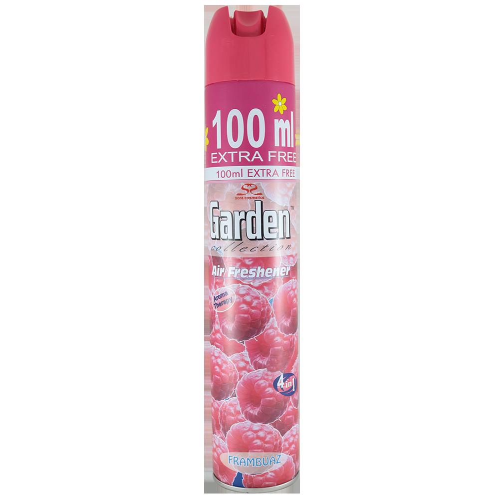 Освіжувач повітря Sora Cosmetics Garden Raspberry 300 мл (4826003)