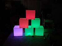Изготовление LED - кубов на заказ (светильник куб, световой куб)