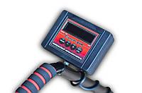 Блок электронный металлоискателя Клон пи-авр / Clone PI-AVR с ЖК-дисплеем глубина 1,9-3 м