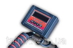 Блок електронний металошукача Клон пі-авр / Clone PI AVR з РК-дисплеєм глибина 1,9-3 м