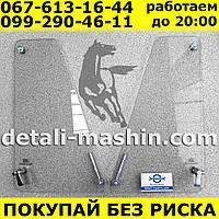 Стекло форточки двери кабины КамАЗ в сборе левое, правое (форточка)