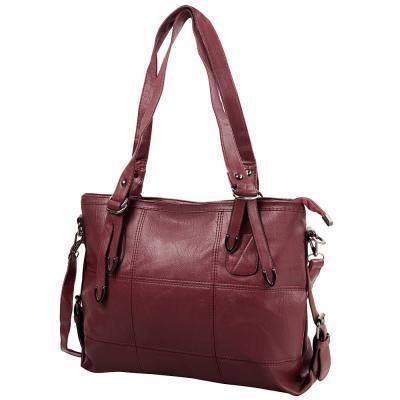 b467e8eb42a6 Сумка повседневная (шоппер) Valiria Fashion Женская сумка из качественного  кожезаменителя VALIRIA FASHION (ВАЛИРИЯ