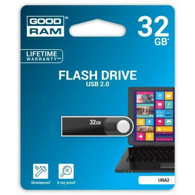 USB накопитель GOODRAM 32GB URA2