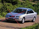 Фара передняя правая Mazda 626 GF 2000-2002г.в рестайл, фото 3