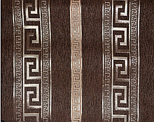 Комплект покрывал полуторный Египет коричневый