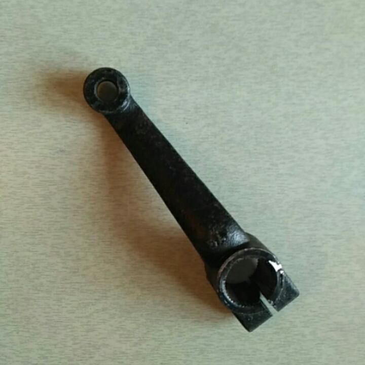 Сошка рулевой колонки мототрактора колесо 6.00-12
