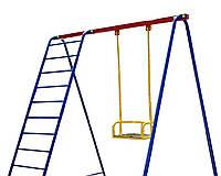 Качель одноместная +лестница ( игровой комплекс) DALI