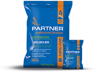 Комплексное удобрение Partner INTENSIVE NPK 13.40.13+3ME, 2,5 кг
