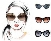 Подбираем очки под тип круглого лица