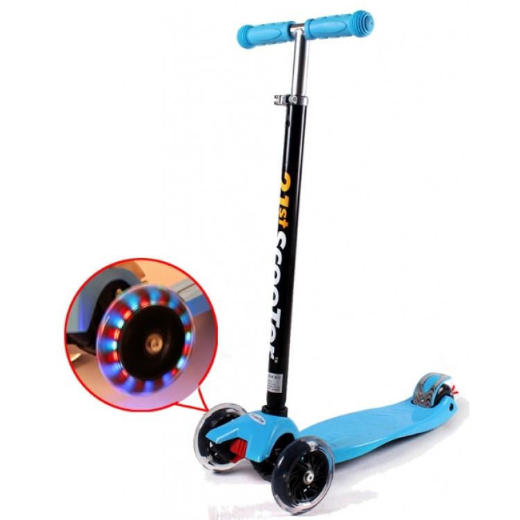 Детский трехколесный самокат  Maxi Micro - самокат-скутер