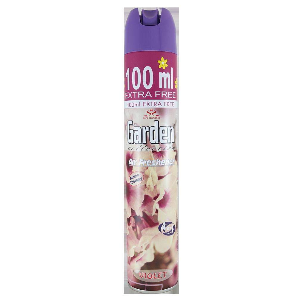 Освіжувач повітря Sora Cosmetics Garden Violet 400 мл (4826015)