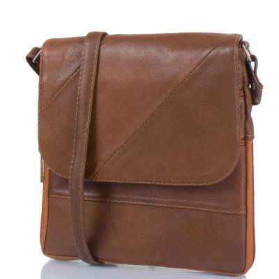 5d960a0cc22a Сумка-почтальонка (мессенджер) TuNoNа Женская кожаная сумка TUNONA (ТУНОНА)  SK2411-