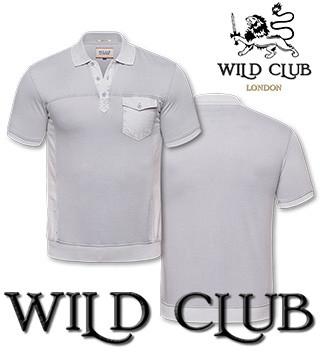 Опт рубашки поло Wild Club 1283032