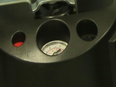 Аналоговый манометр опрыскивателя GLORIA 505 Т