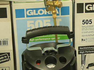Насос поршневого типа опрыскивателя GLORIA 505 Т