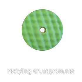 3M™ 50874 Двусхторонний зеленый рельефный многоразовый полировальный круг, диам. 216мм (для пасты 50417)