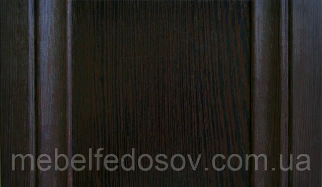 Фасад МДФ венге темный континент