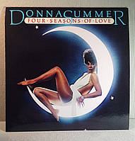 CD диск Donna Summer - Four Seasons Of Love