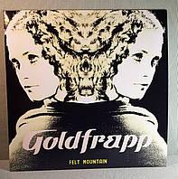 CD диск Goldfrapp - Felt Mountain