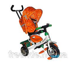 Детский трехколесный велосипед Azimut Trike BC-17B, фото 3
