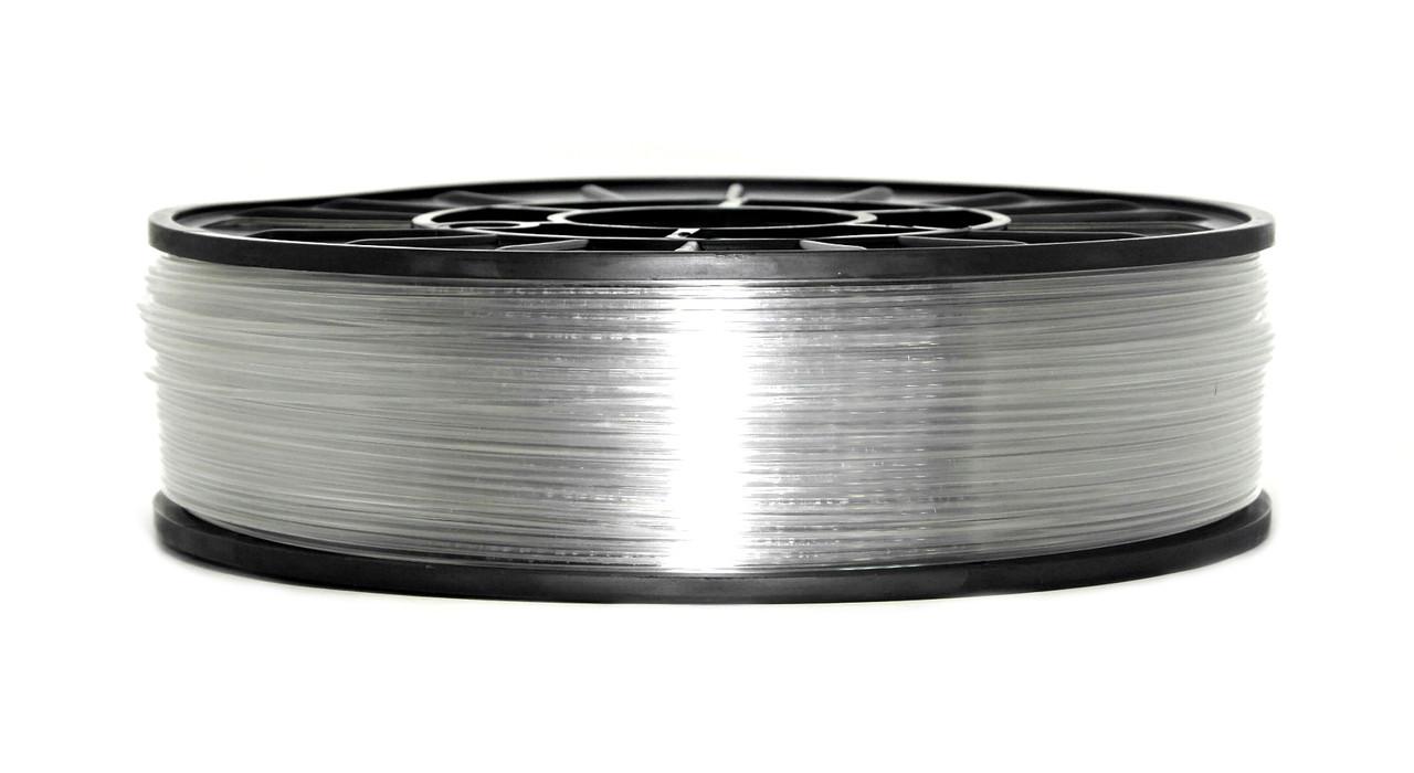 Нить PETG (CoPET, ПЕТГ) пластик для 3D печати, Clear (1.75 мм/1 кг)