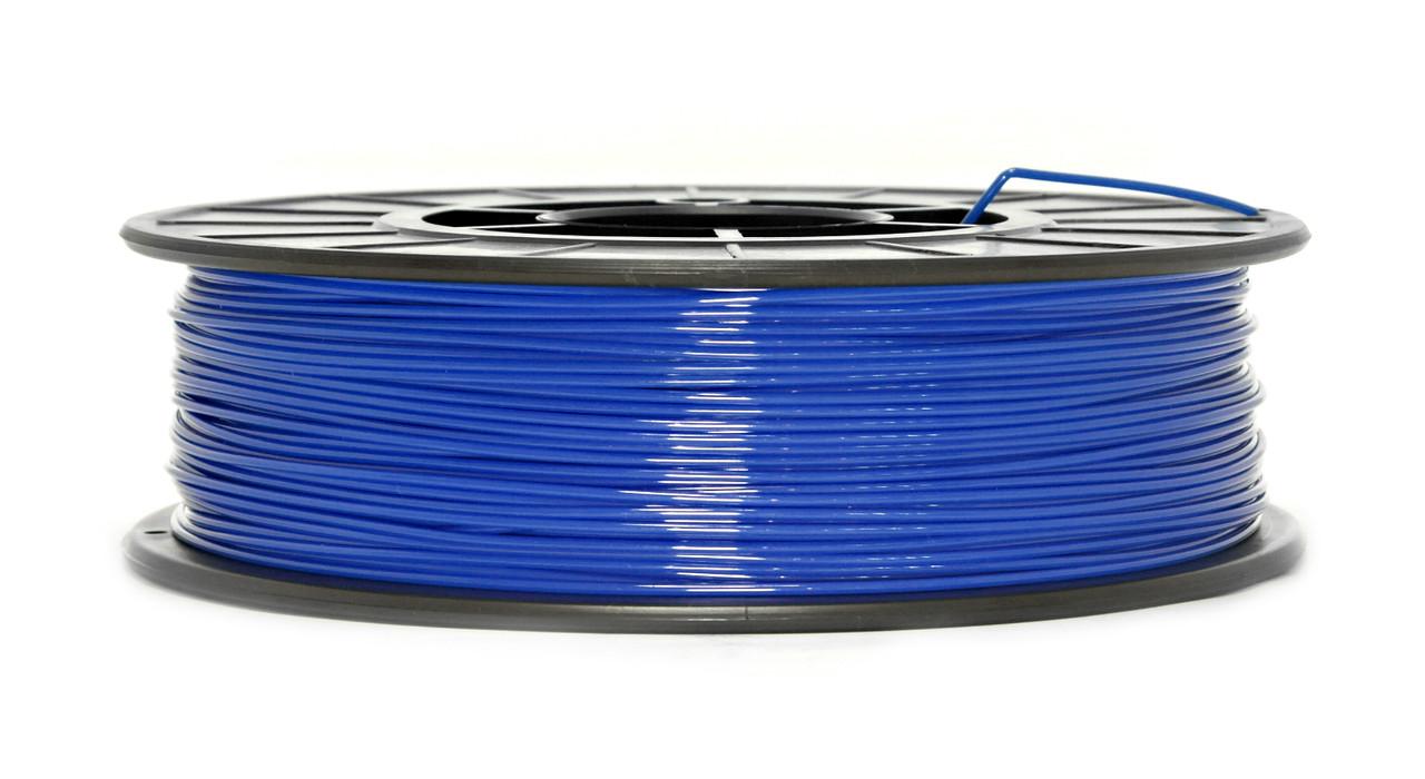 Нить PETG (CoPET, ПЕТГ) пластик для 3D печати, Синий (1.75 мм/0.75 кг)