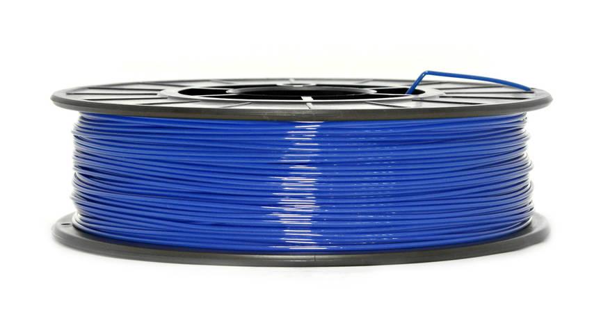 Нить PETG (CoPET, ПЕТГ) пластик для 3D печати, Синий (1.75 мм/0.75 кг), фото 2