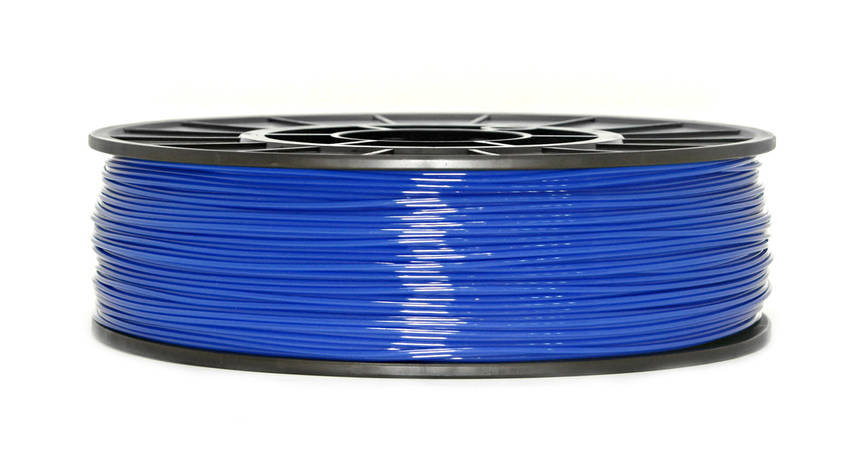 Нить PETG (CoPET, ПЕТГ) пластик для 3D печати, Синий (1.75 мм/1 кг), фото 2