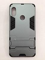 Чехол Xiaomi Redmi Note 5 Terminator Grey