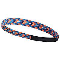 Повязка на голову для спорта с эластичными плетёнными полосками Cord Multi, фото 1