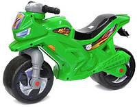 Беговел-мотоцикл детский 501 Орион (зеленый)