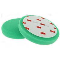 3M™ 50878 Двухсторонний зеленый плоский многоразовый полировальный круг, диам. 150мм (для пасты 50417)