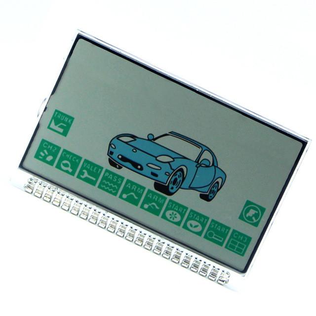 Дисплей жк LCD экран Starline Старлайн A8 на ножках