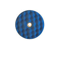 3M™ 50880 Двухсторонний синий рельефный многоразовый полировальный круг, диам. 150мм (для пасты 50383)