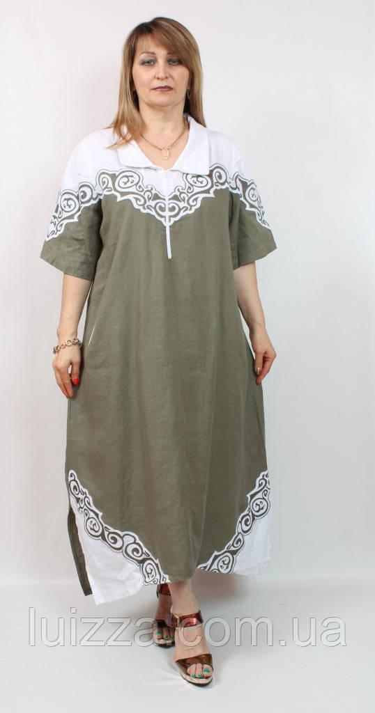 Женское платье пр-во Puasson (Турция) 52 - 64рр