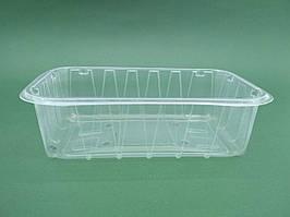 Упаковка для малины, клубники на 0,5кг ПС-702 (190*114*53 мм.), 50 шт\пач