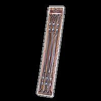 Набор шампуров плоских Grill Me BQ-060F