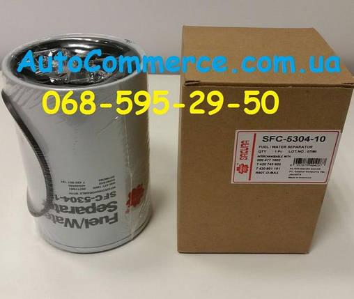 Фільтр паливний 331945-87000 Hyundai HD 65, HD 78 Хюндай Е3 (SFC-5304-10 Sakura), фото 2