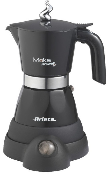 Гейзерна кавоварка Ariete 1358A BK